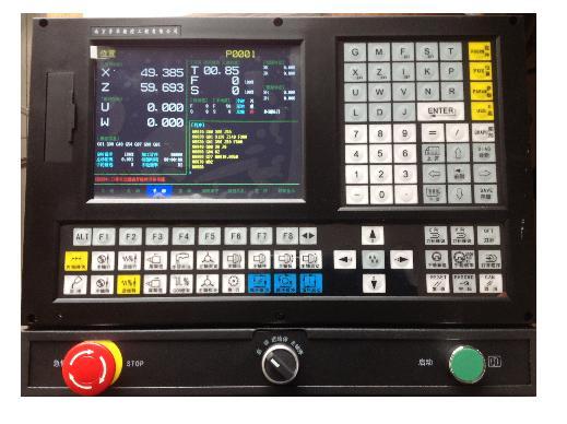 JWK-920T系列机床竞技宝官网系统